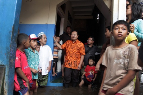 BANJIR-BUKIT-DURI-Hidayat Didik 4 Jakarta
