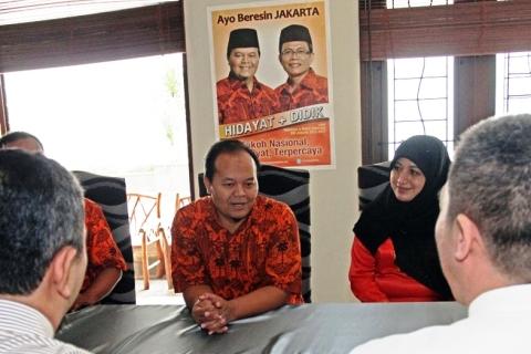 Batik Beresin Jakarta Menyimpan Nilai Pelestarian Budaya dan Unsur Kemodernan