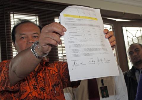 KPK Klarifikasi Harta Hidayat Nurwahid