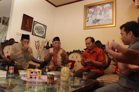 Haji Abdul Somad dan Haji Rahmani HM