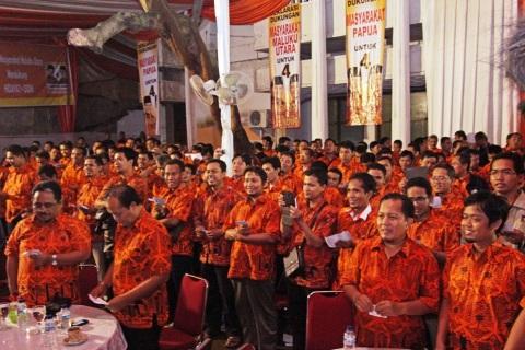 Pengurus PKS Tingkat Kelurahan se-Jakarta Bertekad Menangkan Hidayat-Didik
