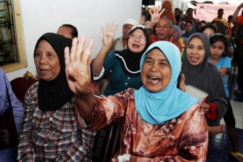 Ribuan Hidayat Fans Club Dukung Hidayat-Didik untuk Pimpin Jakarta