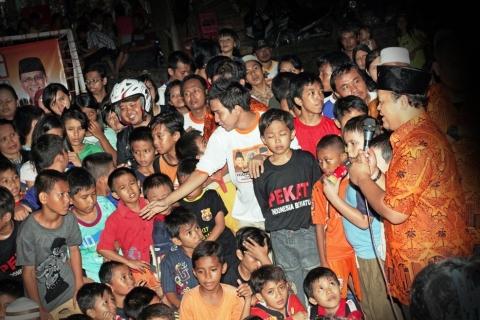 Ribuan Warga Jakarta Barat Siap Sukseskan Hidayat-Didik