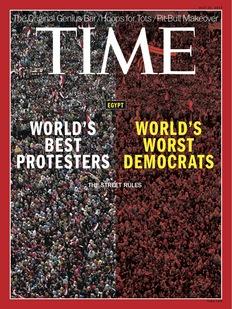 Pro-Mursi: Demonstran Terbaik di Dunia